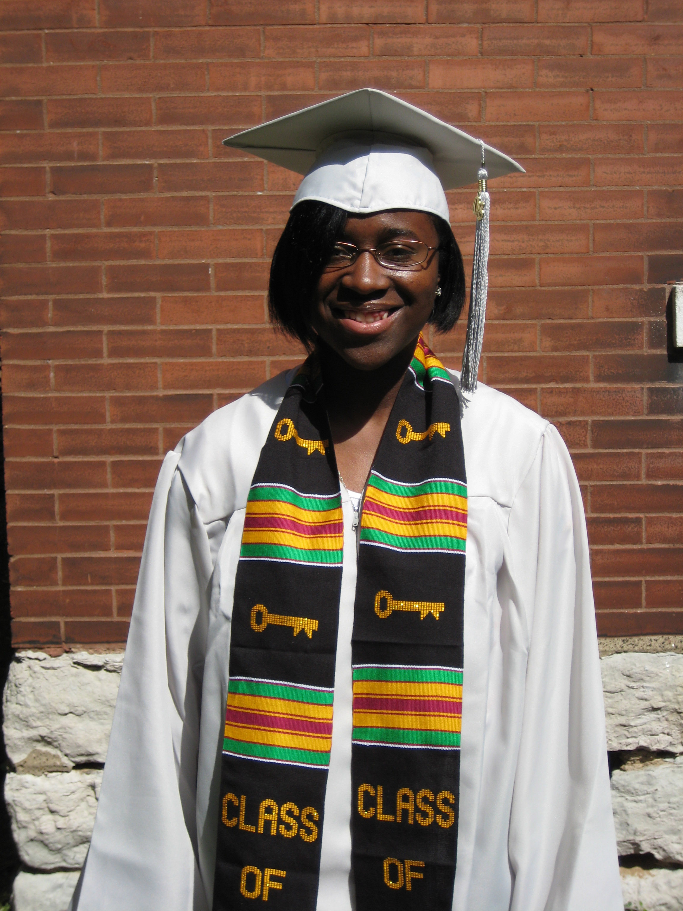 College Scholar & Graduate