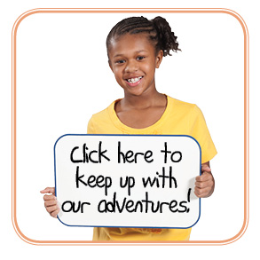 Click here to keep up with our adventures!