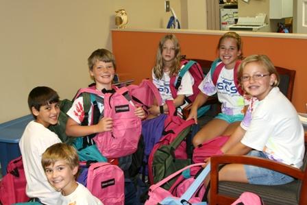 Second pres school supplies